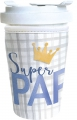 Coffee to go Becher  Super Papa